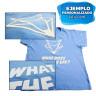 Vinilo Textil Poli-Flex Dimension Efecto 3D - Ejemplo camiseta personalizada