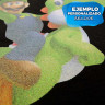 Vinilo textil SubliGLAM para sublimación - Aplicación vinilo blanco sobre camiseta 2
