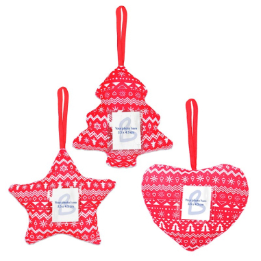 Christmas Ornaments - Fabric