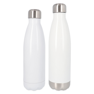 Sublimation Water Bottle - Insulated - Stainless Steel