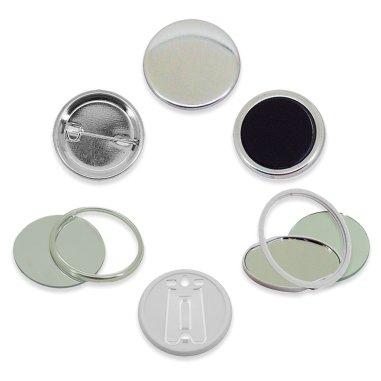 Button Badges - Ø75mm