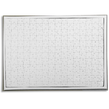 Sublimation Jigsaw Puzzle 192 pieces - Cardboard