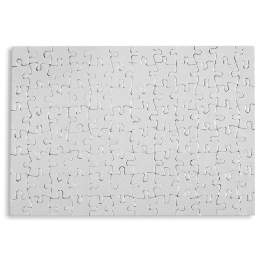 Sublimation Jigsaw Puzzle 96 pieces - Cardboard