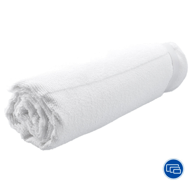 Sublimation Towels - Terry Cloth Fabric - White