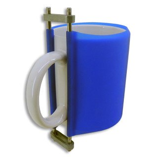 Sublimation Mug Wrap - 10/11oz - Silicone - Side