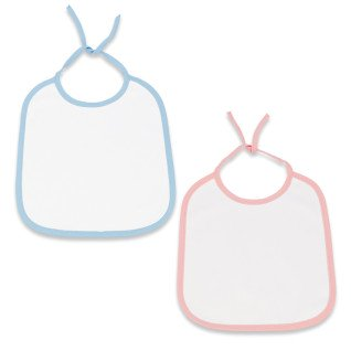 Sublimation Baby Bib - Cloth