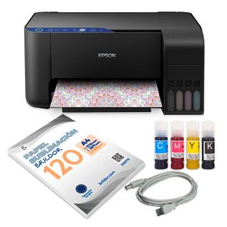 Sublimation Printer Bundle - Epson ET-2711 - A4