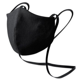 Reusable Face Mask with neck strap - 3D - Antiviral & Antibacterial Treatment