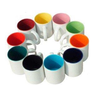 Sublimation Mug - Coloured Inside