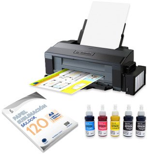 Sublimation Printer Pack - Epson ET-14000 - A3