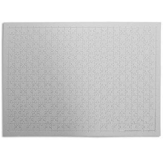 Blank Jigsaw Puzzle 360 pieces A3 - Cardboard