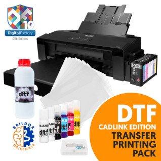DTF Printer Bundle - CADlink Edition