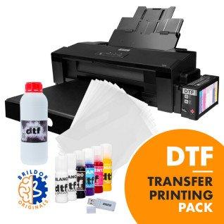 DTF Printer Pack - A3