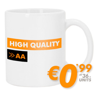 Sublimation Mug - Grade AA - High Quality