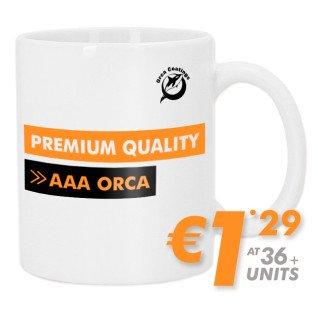 Sublimation Mug - ORCA Grade AAA - Premium Quality