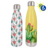 Sublimation Water Bottle - Insulated - Stainless Steel - Personalisation examples