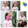 Sublimation Neck Warmers for kids - Examples of use and personalisation