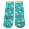 Sublimation Socks - No Heel - One Size - After sublimation