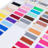 Colour card for Poli-Flex® Turbo heat transfer vinyl - Samples