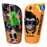 Sublimation Shin Pads & Accessories - Smooth texture - Personalisation example