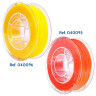 Scented TPU Filaments for 3D printers - Sweet Lemon & Peach