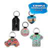 Sublimation Key Rings - Faux Leather - Sublimated