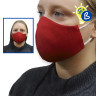 Face masks for women - 3D - Coloured - Example of use