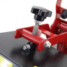 Combo Heat Press 2 in 1 - Brildor - Caps & Flat Platen - Pressure regulator