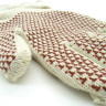 Protective Glove - Cotton - Front details