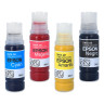 Sublimation Printer Pack - Epson ET-2711 - A4 - Sublimation inks