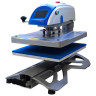 Swing Away Heat Press Machine - Brildor XH-B2N 40x50cm - Side view
