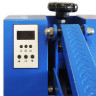 Heat Press Machines - Brildor Economic - Manual - Digital temperature and time controller