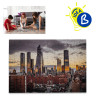 Sublimation Jigsaw Puzzle 96 pieces - Cardboard - Personalised example