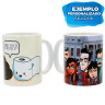 Sublimation Mug - Extra Quality - White - Customisation example