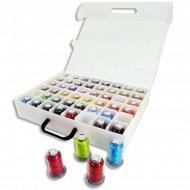 Colección de hilos PB40 1000m 48 colores