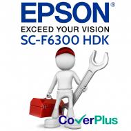 Extensiones de garantía in-situ Epson SC- F6300 HDK