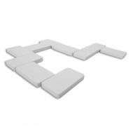Fichas de dominó - Pack de 10 uds