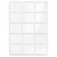 Sublimation Memory Game  - 15 cards