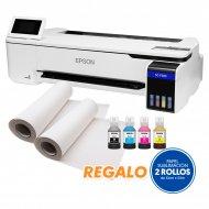 """Impresora de sublimación Epson Surecolor SC-F500 - 24"""" y extensiones de garantía"""