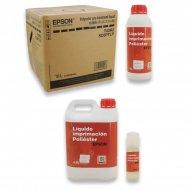 Líquido de imprimación Epson para Poliéster claro y oscuro