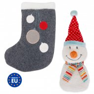 Sublimation Christmas Soft Toys with heatable insert