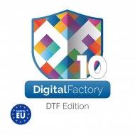 Logiciel Rip CADlink Digital Factory v10 DTF Edition