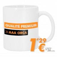 Mug sublimable - Qualité Premium AAA ORCA