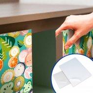 Vinyle adhésif Washaffix pour sublimation et impression laser - Feuilles