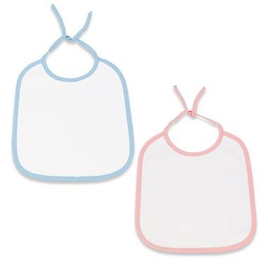 Bavoir bébé pour sublimation - Tissu