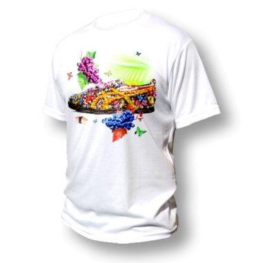 T-shirt pour sublimation - 190 gr - Toucher coton