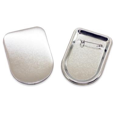 Badges écusson - 50 x 70 mm