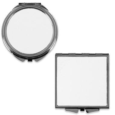 Miroirs de poche pour sublimation
