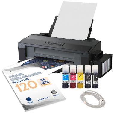 Kit sublimation - Imprimante A3 Epson ET-14000