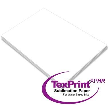 Papier sublimation en feuilles - TexPrintXP-HR